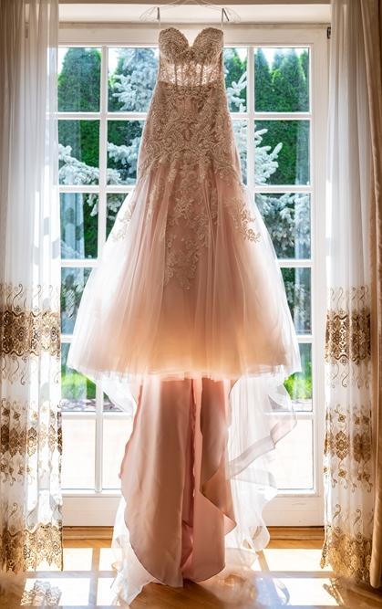 suknia ślubna, moda, sesja zdjęciowa