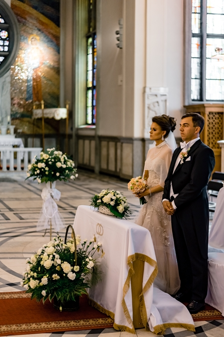 Ślub koscielny, wesele, ślub